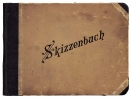 Cover Skizzenbuch